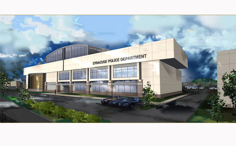 Proposed Syracuse Police Department1