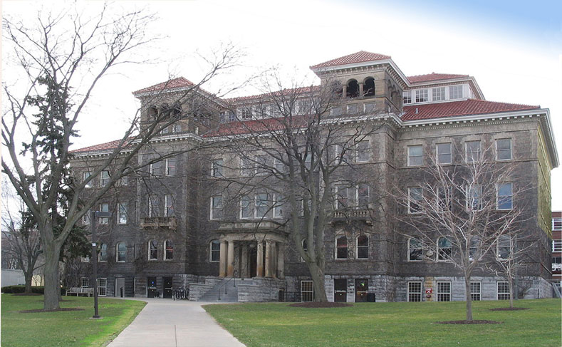 Syracuse University Smith Hall Exterior1