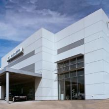 Burdick BMW Exterior