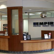 Empire FCU Camillus Front Desk