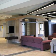 LeMoyne College Dablon Residence Hall Lounge1